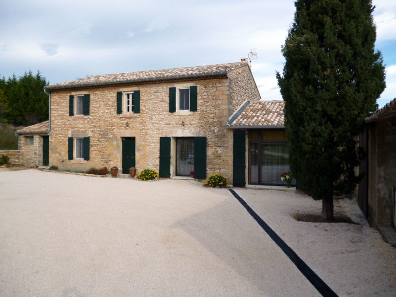 Renovation à Gordes par Luberon Batiment