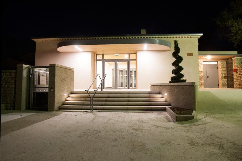 Rénovation Salle des fêtes de Goult - Luberon Batiment